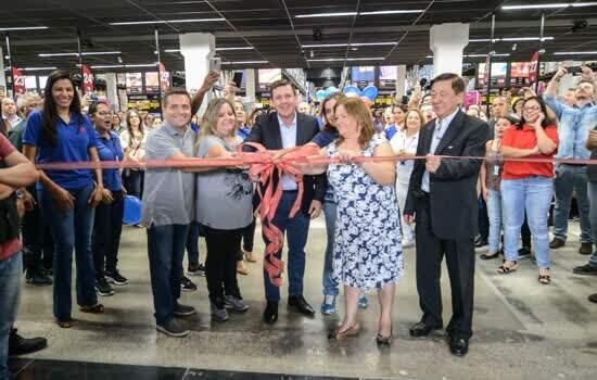 São Bernardo ganha novo supermercado e gera 400 novos empregos na cidade