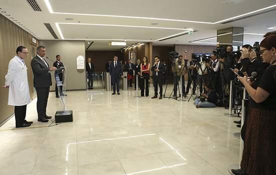 O porta-voz da Presidência, Otávio Rêgo Barros, confirmou que Bolsonaro viaja para Nova York na segunda-feira (23).