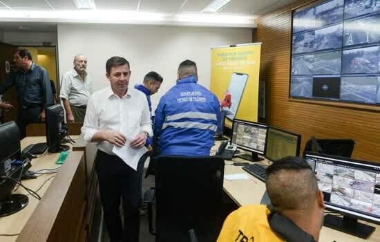 São Bernardo lança canal exclusivo com boletins informativos do trânsito