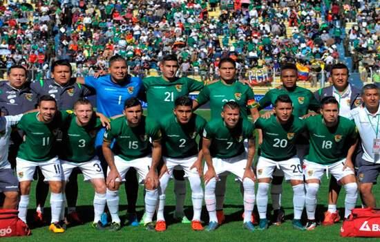 Seleção da Bolívia sofre derrota contra Brasil