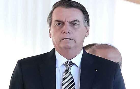 Bolsonaro fará pronunciamento para ir ao ar em cadeia obrigatória de rádio e TV, às 20 horas, quando anuncia medidas para combate incêndios florestais