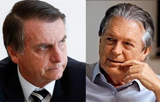 """Bivar diz que """"Quando ele (Bolsonaro) diz a um estranho para esquecer o PSL, mostra que ele mesmo já esqueceu"""""""
