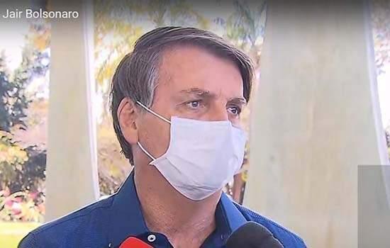 Bolsonaro confirma positivo para covid-19