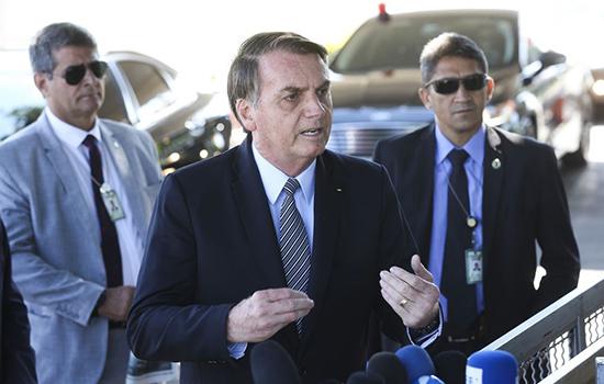 """Bolsonaro prometeu a garimpeiros que irá atuar para impedir a queima de maquinário ilegal apreendido em fiscalização. """"A gente acerta isso aí. Já dei a dica para vocês. Se entrou, sai"""" - Continue lendo"""