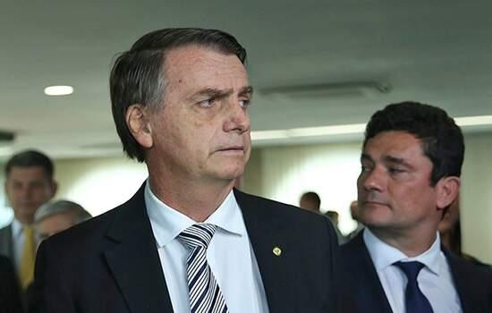 Bolsonaro critica postura de Morodiante da crise