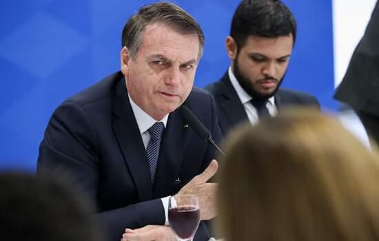 """""""Se há um telefone grampeado, este é o meu"""", disse Bolsonaro"""