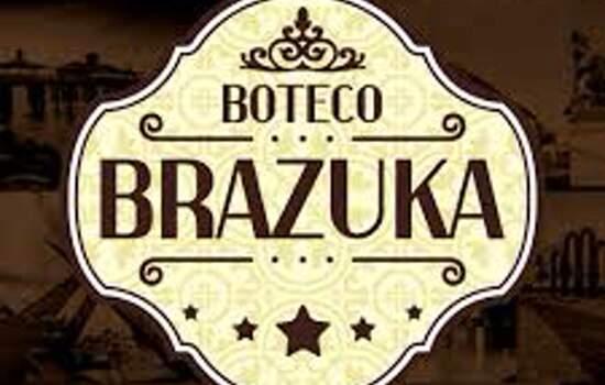 Rodrigo Capella, Maloka e Michel Mattos foram os selecionados e tiveram o prazer de apreciar o famoso torresmo de rolo, a parmegiana e é claro, a feijuca do Brazuka