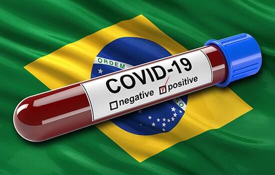 De ontem para hoje, foram contabilizados 36.820 novos casos de covid-19