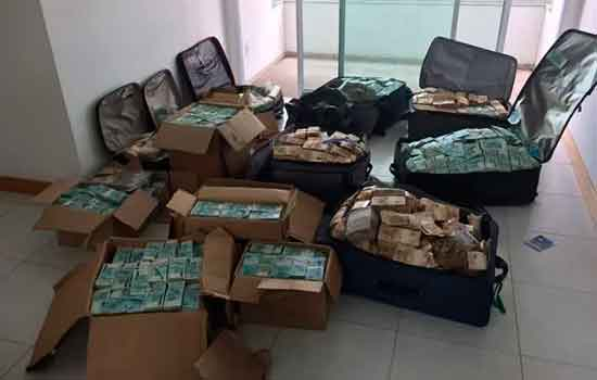 Bunker dos R$ 51 milhões