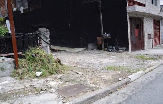 Prefeitura de Diadema intensificou a fiscalização de calçadas e áreas de passeio público no município