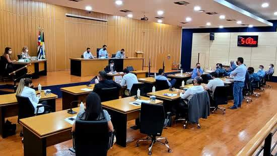 Câmara de São Caetano realiza 26ª sessão ordinária