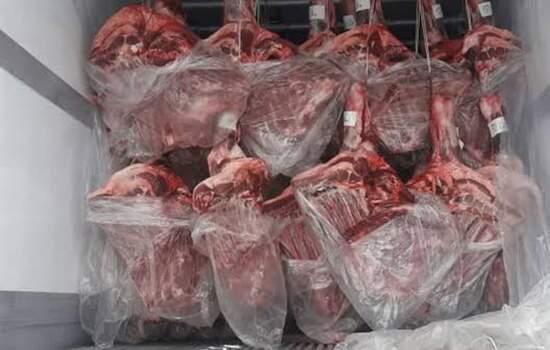 O presidente da Contrasp, João Soares, afirma que as quadrilhas que têm roubado caminhões de carne são as mesmas que atuavam em ataque a empresas de transporte de valores