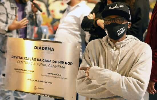 Casa do Hip Hop comemora 22 anos com festa virtual