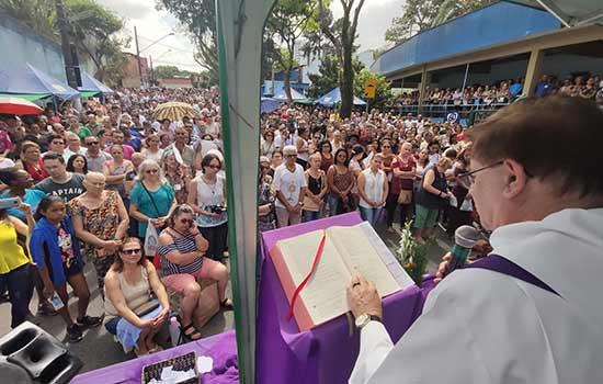 Esse ano não haverá celebração da tradicional missa de Finados nem cultos evangélicos