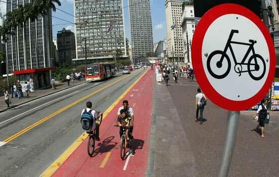 Henrique Schaumann e Rebouças terão ciclovia em novo plano da Prefeitura