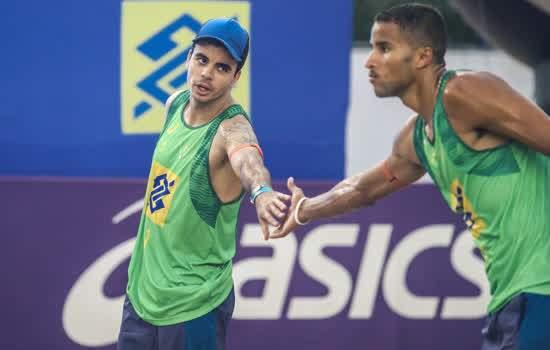 Guto e Arthur Mariano conquistaram duas pratas na temporada
