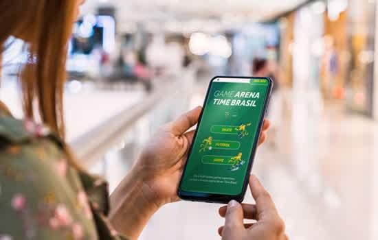 Clima olímpico: Shopping Metrópole oferece game gratuito online Arena Time Brasil