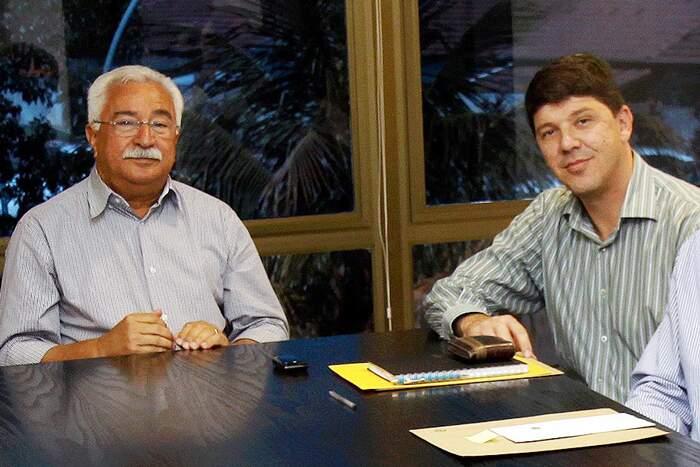 Reginaldo Rodrigues foi escolhido pelo prefeito Paulo Pinheiro para comandar o Comad a partir deste ano