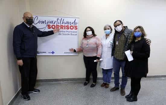 Diadema lança campanha 'Compartilhando Sorrisos'