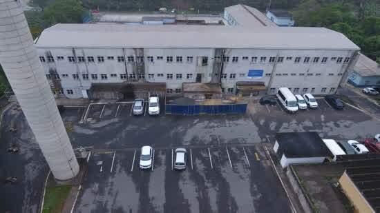 Obras no Complexo Hospitalar da Santa Luzia estão paralisadas desde 2013