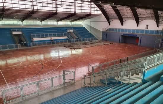 Secretaria de Esportes publica licitação da 2ª fase das obras do Complexo Baby Barioni