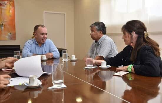 Prefeitura assina concessão de espaço ao Templo Luz do Oriente no Parque Milton Marinho de Moraes