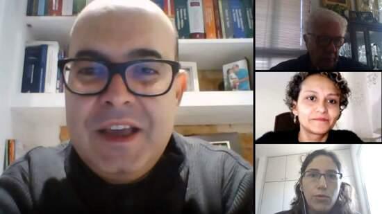 Entidade promoveu encontro virtual com coordenador do Comitê de Integração de Resíduos Sólidos, José Valverde