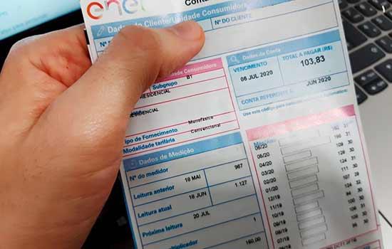 Contas com aumento acima de 30% vão ser auditadas e a Enel será notificada