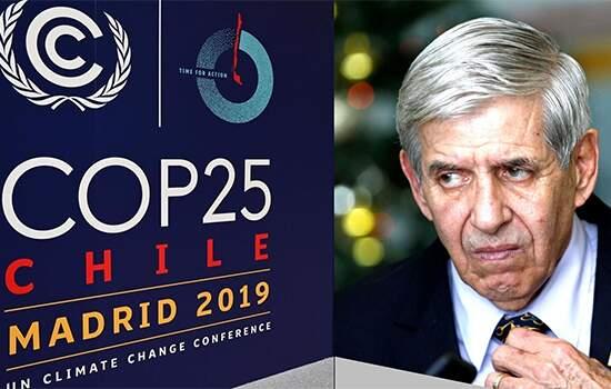 Augusto Heleno (GSI) confirmou e disse ser necessário o monitoramento da Abin na Cúpula do Clima em 2019
