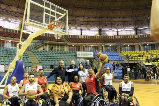 1ª Copa Ãnimã dá um show ao incentivar a prática esportiva entre pessoas com deficiência