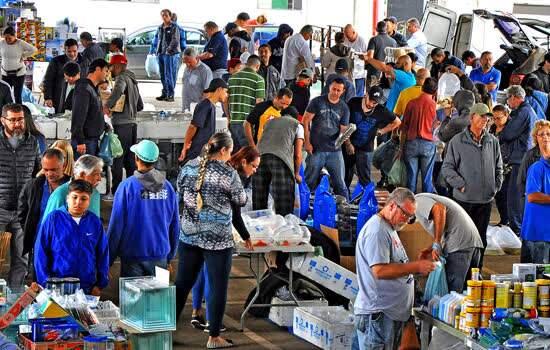 Mercado de peixes ornamentais da Craisa é opção para praticantes do aquarismo e lojistas