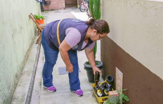 Prefeitura de São Caetano organiza mutirões contra a dengue em toda a cidade