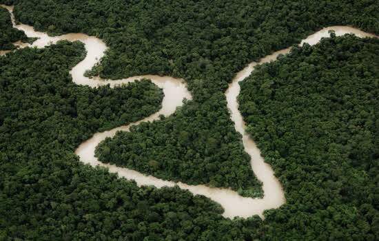Rio Xingu no documentário 'Amazônia Eterna'