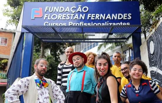 Dicas de trânsito animam aulas da Fundação Florestan Fernandes