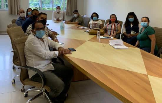 Secretário de Saúde de Ribeirão Pires alerta funcionários sobre calamidade do sistema