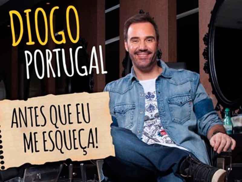 Eventos em Santo André - No dia 14 de novembro, o humorista Diogo Portugal se apresenta em Santo André, no Hillarius Comedy...