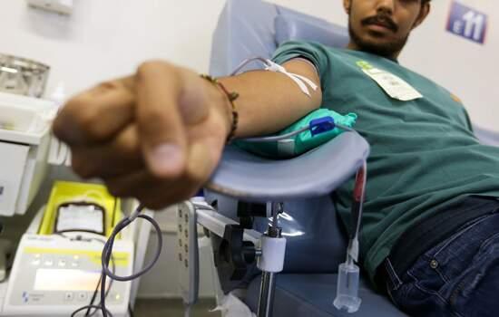 Segundo o Ministério da Saúde, nos últimos anos, as taxas de doação ficaram estáveis, o que demonstra que há uma conscientização da população