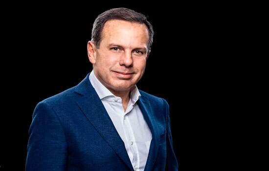 Governador João Doria viaja para Nova York em busca de investimentos