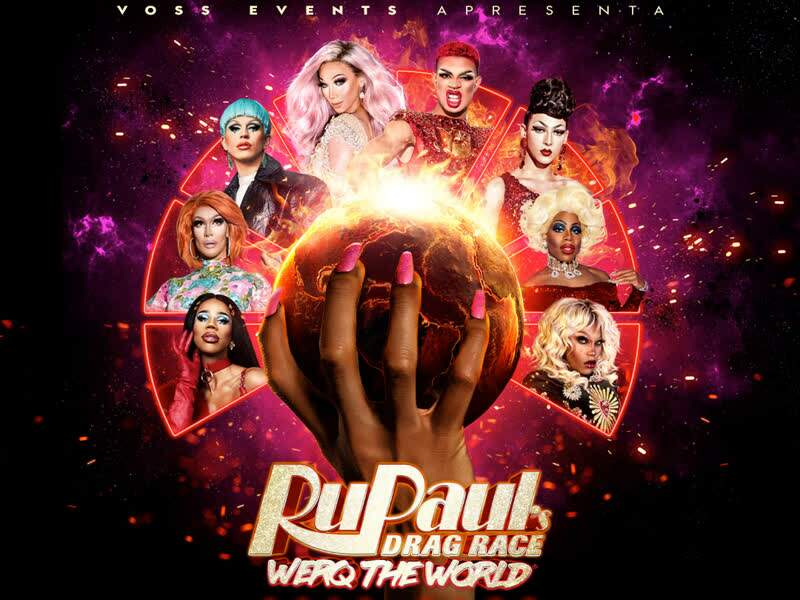 RuPaul's Drag Race- WERQ THE WORLD TOUR 2019