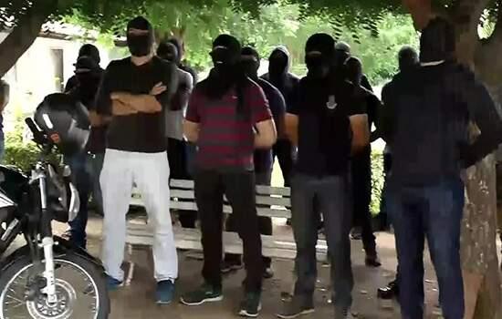 Encapuzados ocupavam unidade da tropa de elite da PM do Ceará em Sobral