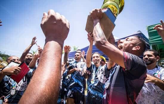 Campeonato de Futebol Amador da 2ª Divisão de Ribeirão Pires