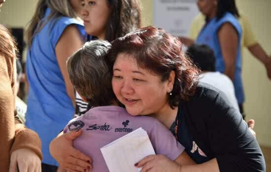 Projetos sociais do Colégio Oshiman também envolvem as famílias dos alunos