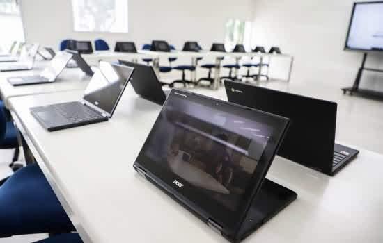 Escola de Novas Tecnologias de São Caetano destaca Internet das Coisas em aula inaugural do 3º bimestre