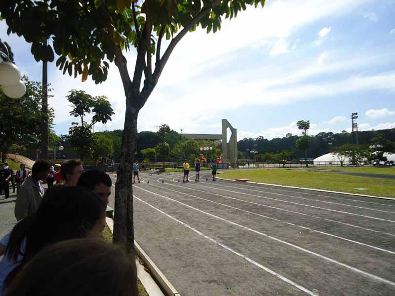 Pista de Atletismo/ Crédito: Sesi-SBC