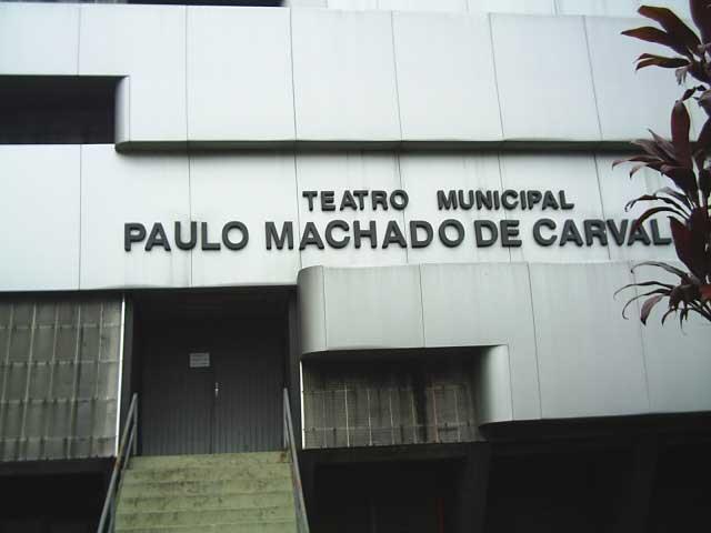 Teatro Municipal Paulo Machado de Carvalho