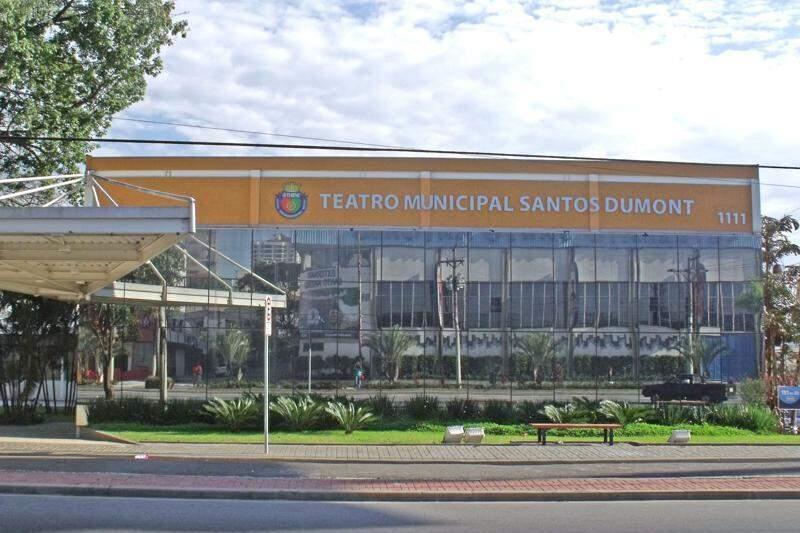 Teatro Santos Dumont