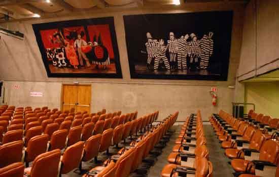 Teatro Senai Mario Amato