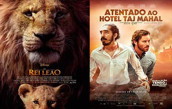 Pré-estreia de 'O Rei Leão' e estreia de 'Ataque no Hotel Taj Mahal'