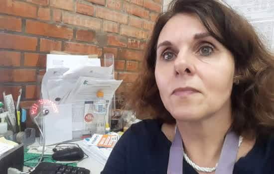 Dra. Eliana Maria Aricó, docente do Instituto Federal de Ensino, Ciência e Tecnologia de São Paulo