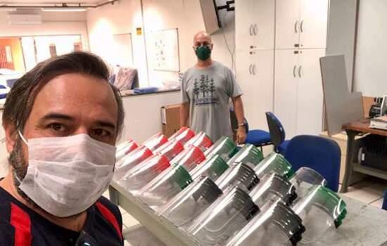 A Etec Bento Quirino, de Campinas, está entre as unidades que buscam doações para fabricação de máscaras protetoras